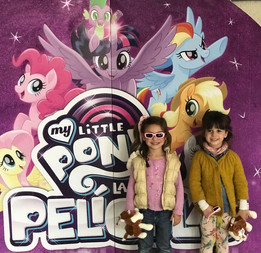 """My Little Pony: La Película"""