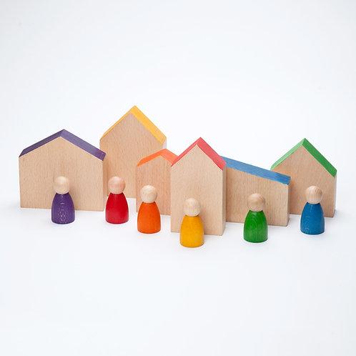 Las casas y los Nins®