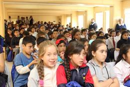 Programas sociales en primera Villa Sustentable de Chile