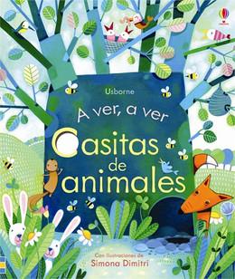 Libro Recomendado:A VER, A VER CASITAS DE ANIMALES