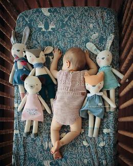 Muñecos amigos