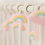 Thumbnail: Guirnalda arco iris