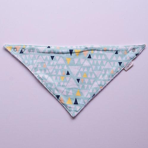 Menta triángulos