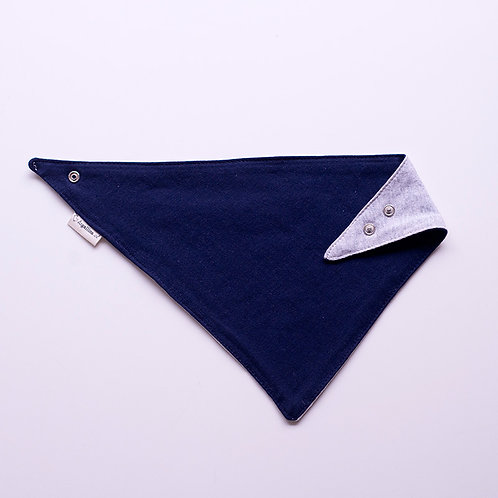 Azul Marino / Gris