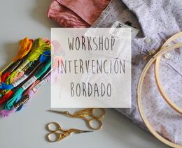 Workshop Bordado