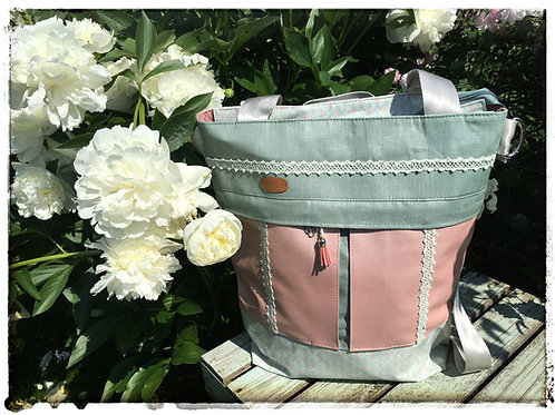 Taschenrucksack 3in1