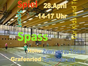 GG Sportnachmittag