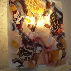"""""""Autumn"""" wall lamp"""