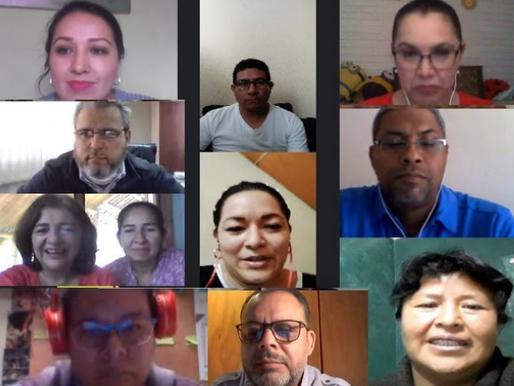 Primer encuentro virtual Latinoamericano