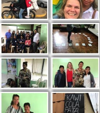 ICDP en Bolivia