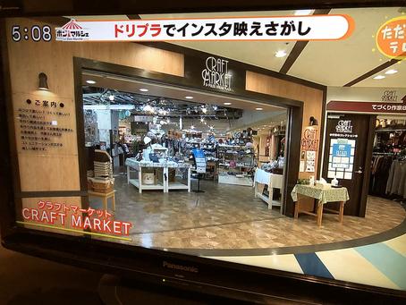 テレビ静岡の『ただいま!テレビ』に出演しました!