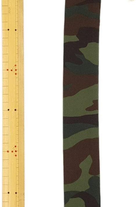 ものさし入れ 迷彩柄 30cmものさし用 男の子 ハンドメイド 日本製