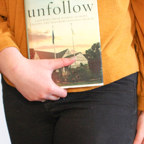 Unfollow by Megan Phelps-Roper review-