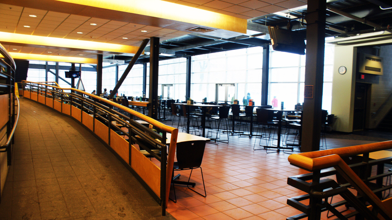 Reeve / Weekend Cafeteria / central