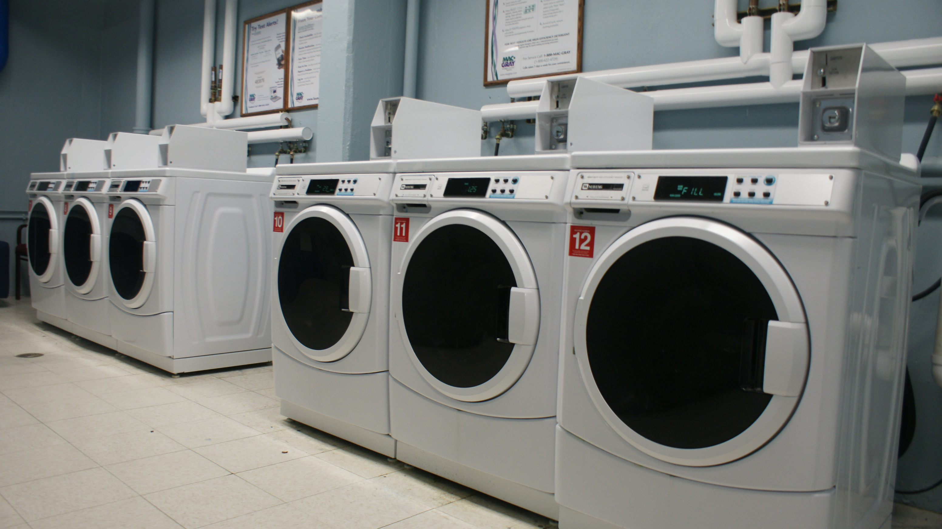 Laundry Room / central boarding acad
