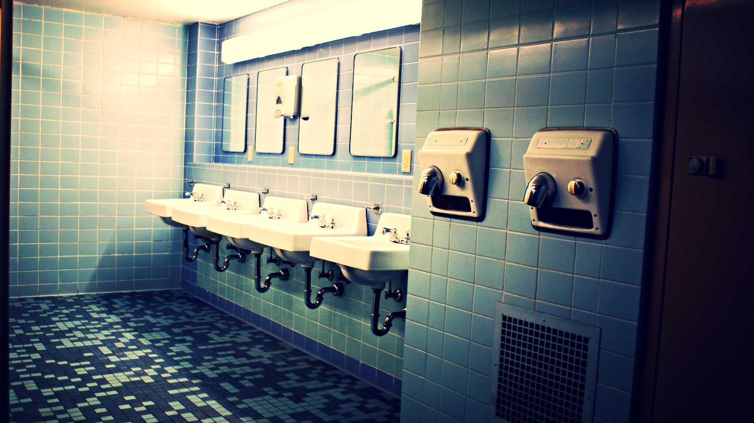 bathroom / central boarding academy
