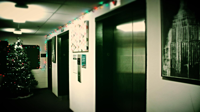 elevator / central boarding academy