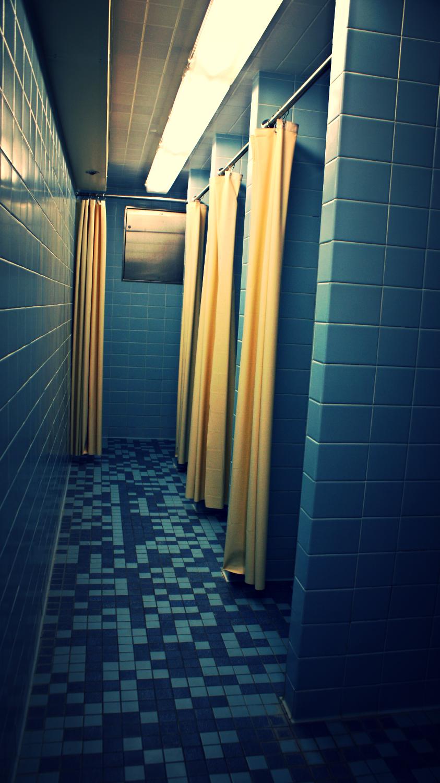 showerbooth/ central boarding academ