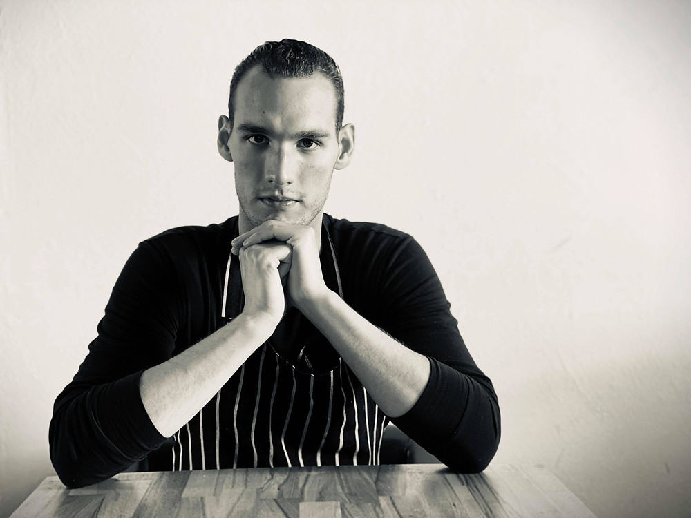 Chef Gabriel from Shinmachi