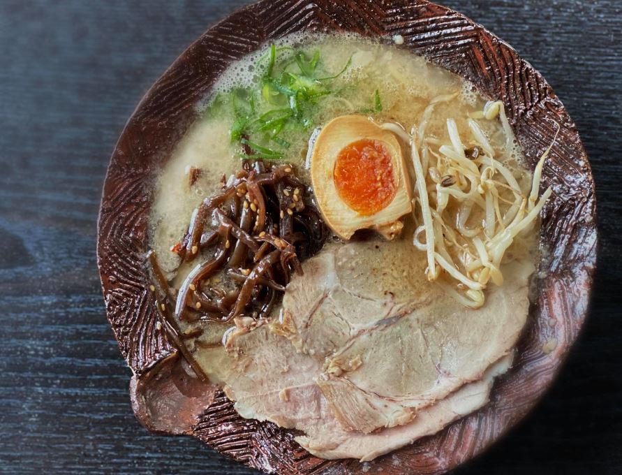 Shinmachi ramen