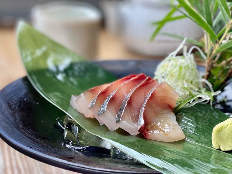 Shinmachi sashimi