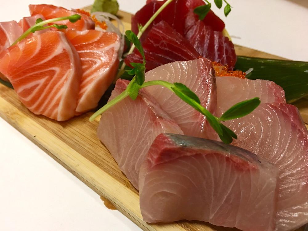 Shinmachi Sashimi Plate