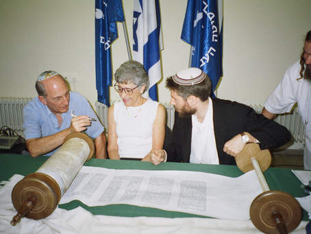 Torah Commemorates Hebrew University Terror Victims