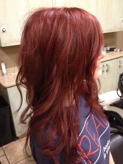 Going Red