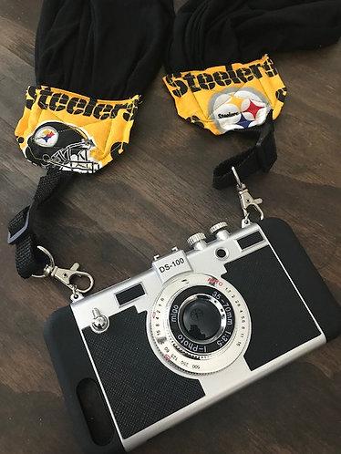 """Pittsburgh"" Camera Strap"