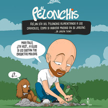 El Pelochis - Alimentando caracoles