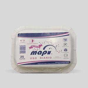 Charola biodegradable Mapi® N°9