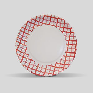 Plato redondo biodegradable picnic N°5