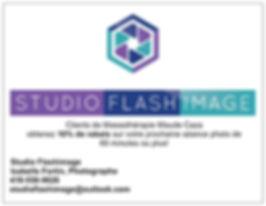 Collaboration avec le Studio Flash Image - Isabelle Fortin Photographe à Val-Bélair