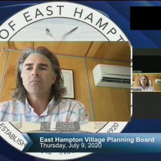 East Hampton Village Planning Board