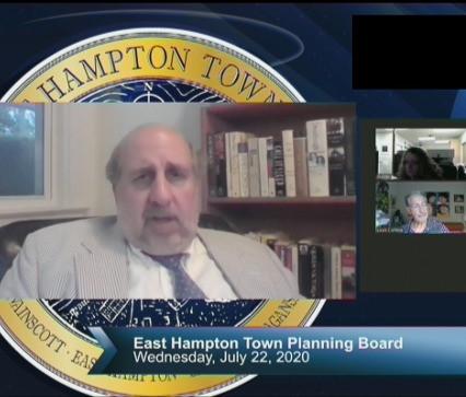 East Hampton Town Planning Board