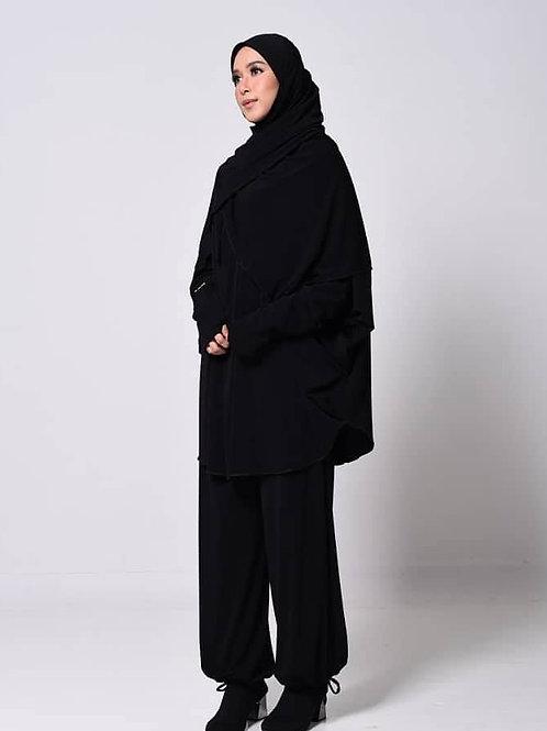 Jasmine Umrah Kit - Black