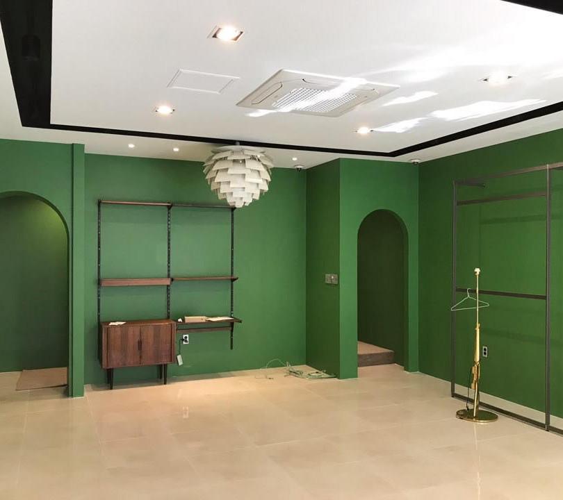 청담동 캐비넷 쇼룸 & 사옥1
