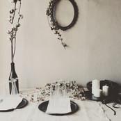 Decorazione tavola