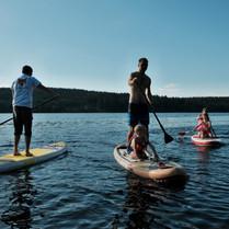 paddleboard jizerké hory fox guide