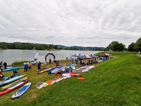 WATER GAMES se vrací na Jabloneckou přehradu!