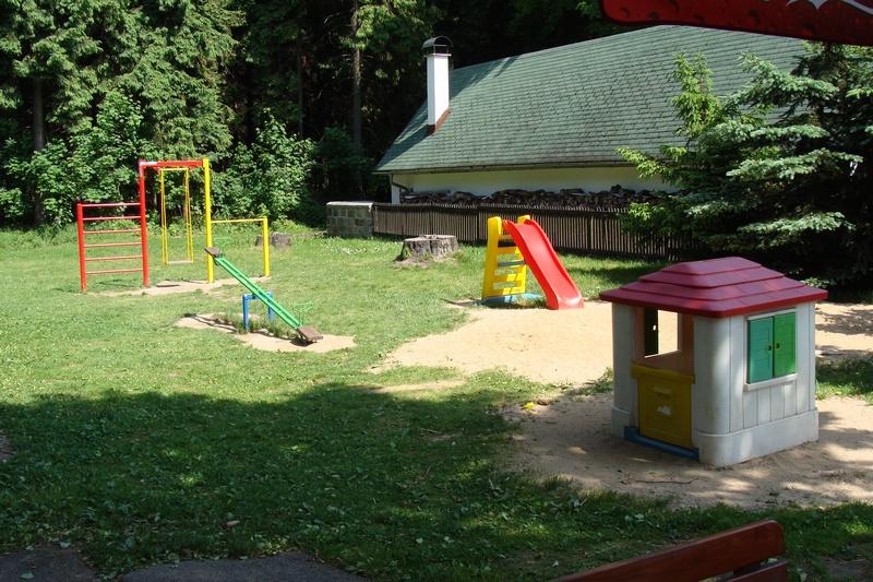 Školy v přírodě Chata Luž  (3)