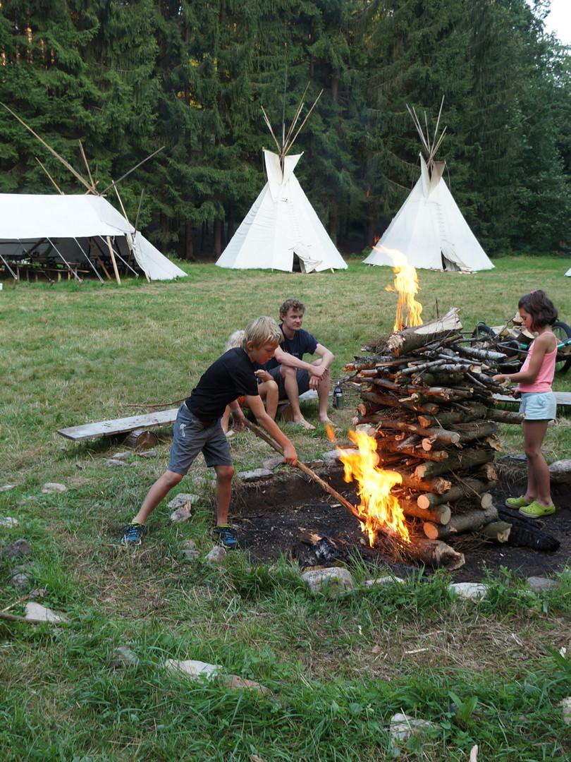 Táborák - Letní tábor Foxík