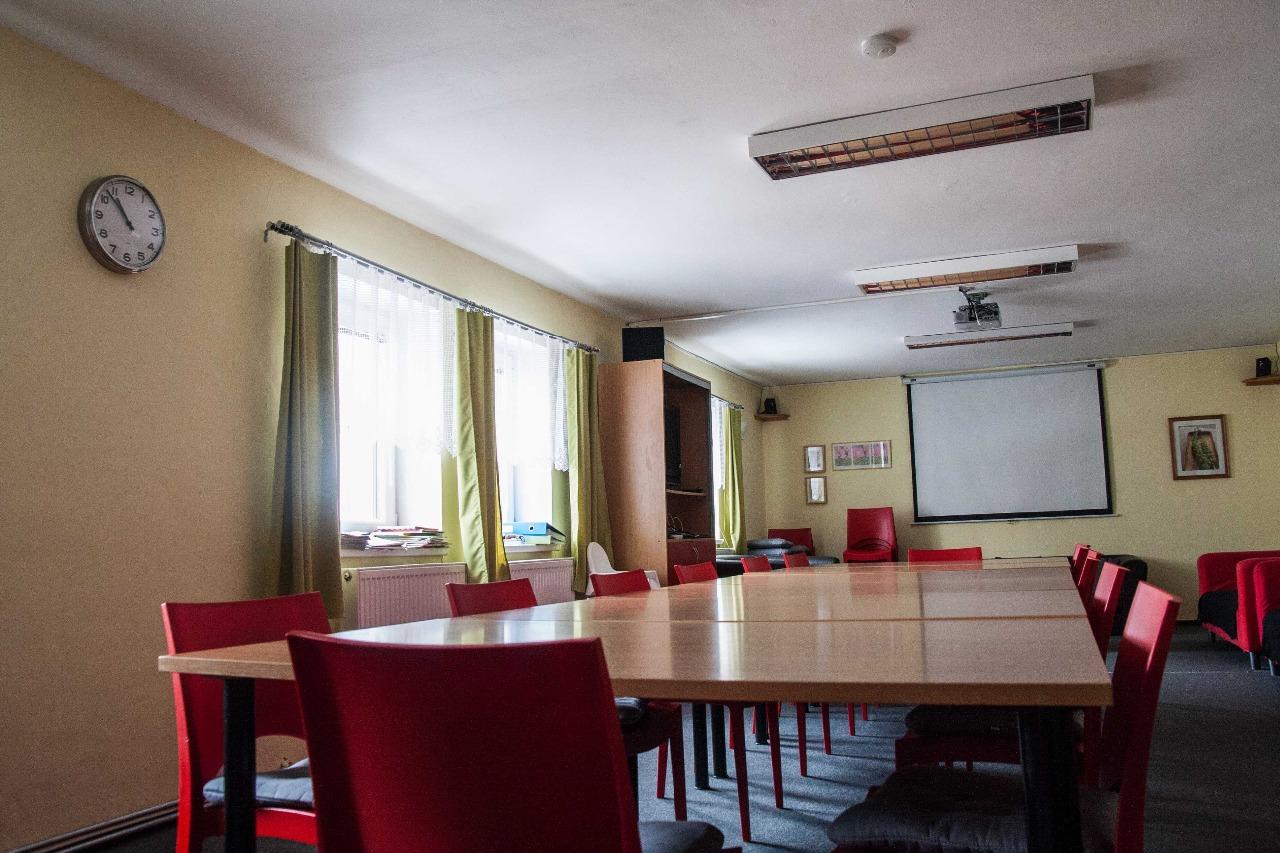 Školy v přírodě Foxík Chata  Neratov(9).