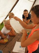Dopis od Emila z Makovce - Letní tábor Foxík