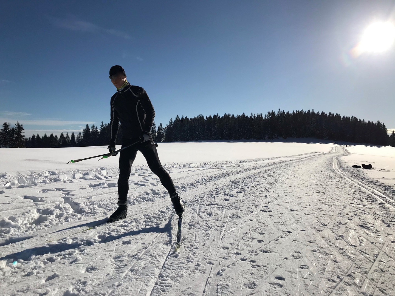 fox guide běžky