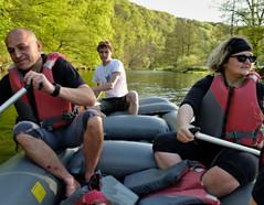 rafting jizerské hory fox guide