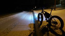 fox guide fat bike s průvodcem