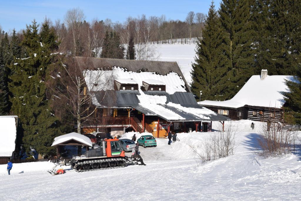 Školy v přírodě Foxík - Chata Start  (1)