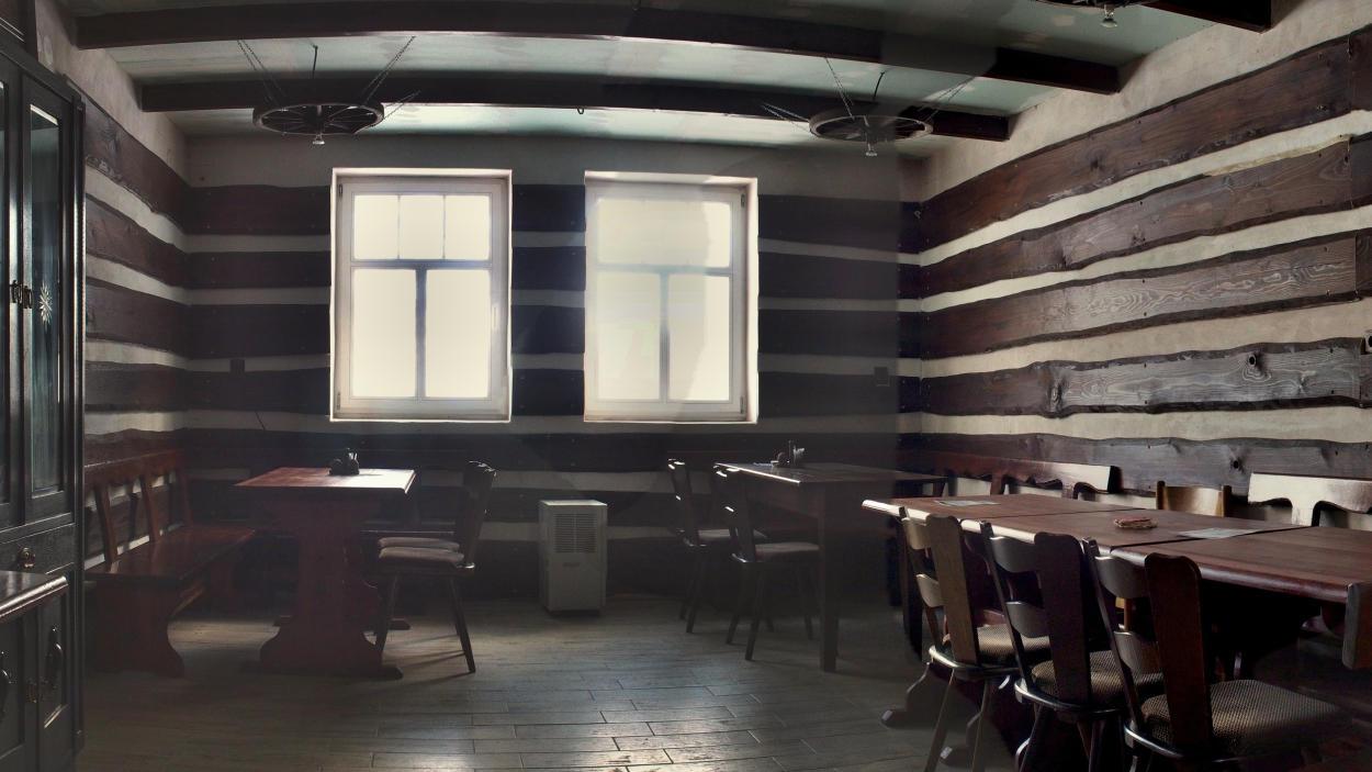 Jídelna/ společenská místnost