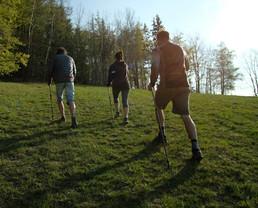 fit nordick walking jizerské hory fox guide